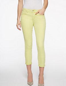 Jessica Simpson Yellow Skinny