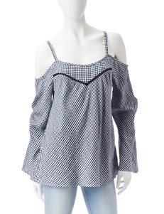 Jessica Simpson Grey Shirts & Blouses