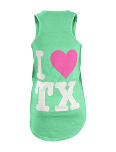 State of Texas Heart Top
