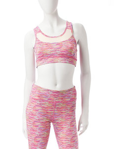 U.S. Polo Assn. Racerback Sports Bra
