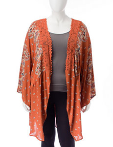 Clover Scout Orange Shirts & Blouses