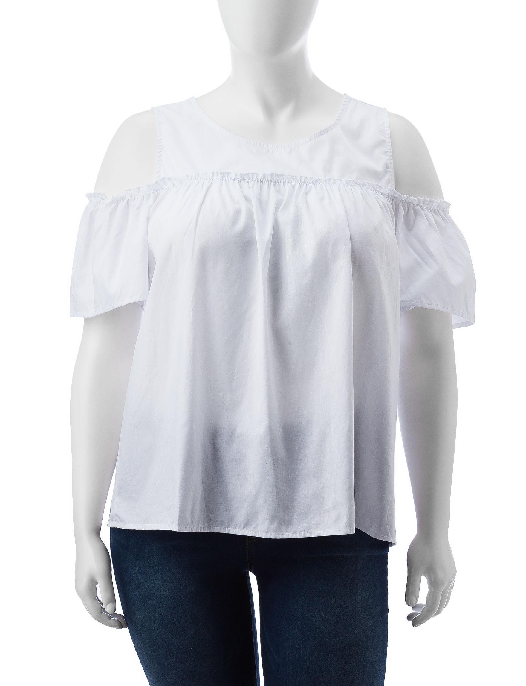 No Comment White Shirts & Blouses
