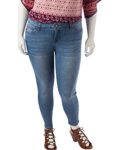 Celebrity Pink Body Sculpt Skinny Jeans