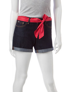 U.S. Polo Assn. Dark Blue Denim Shorts