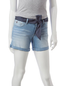 U.S. Polo Assn. Cuffed Jean Shorts