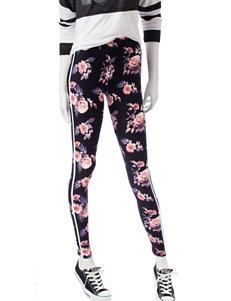 Justify Floral Print Leggings
