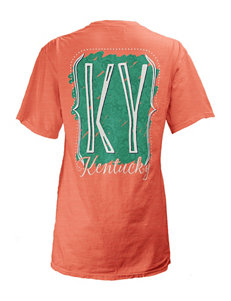 State of Kentucky Stamp Top