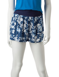 Joe Benbasset Blue Soft Shorts