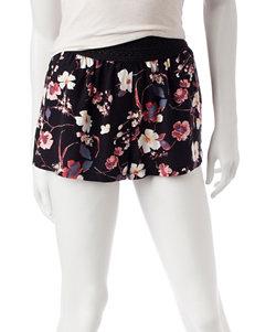 Joe Benbasset Black Soft Shorts