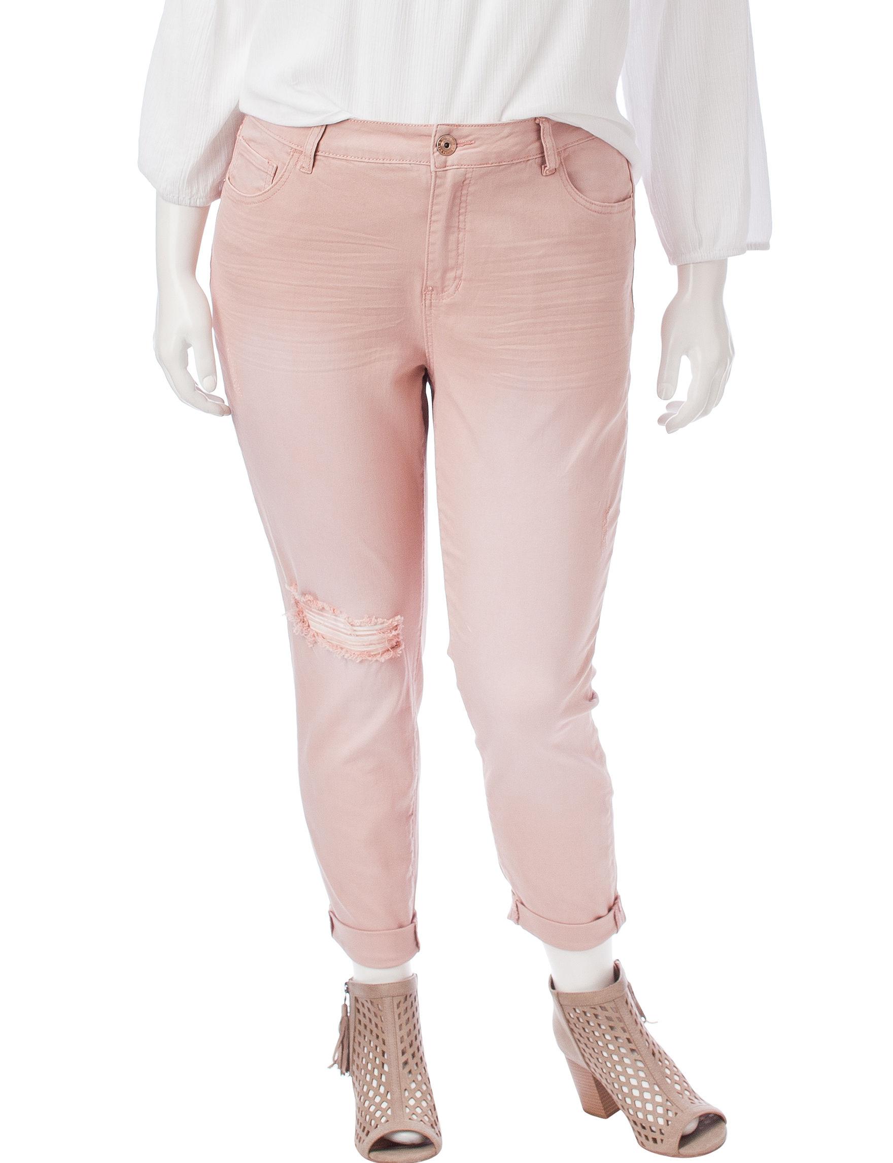 Vanilla Star Pink Skinny