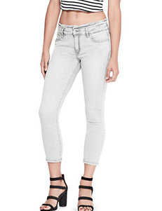 G by Guess Grey Capris & Crops