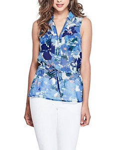 G by Guess Blue Shirts & Blouses