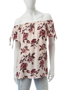 Wishful Park Blush Shirts & Blouses