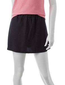 U.S. Polo Assn. Black Skorts