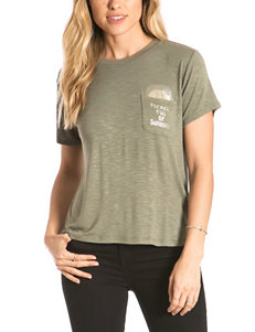 Eyeshadow Green Tees & Tanks