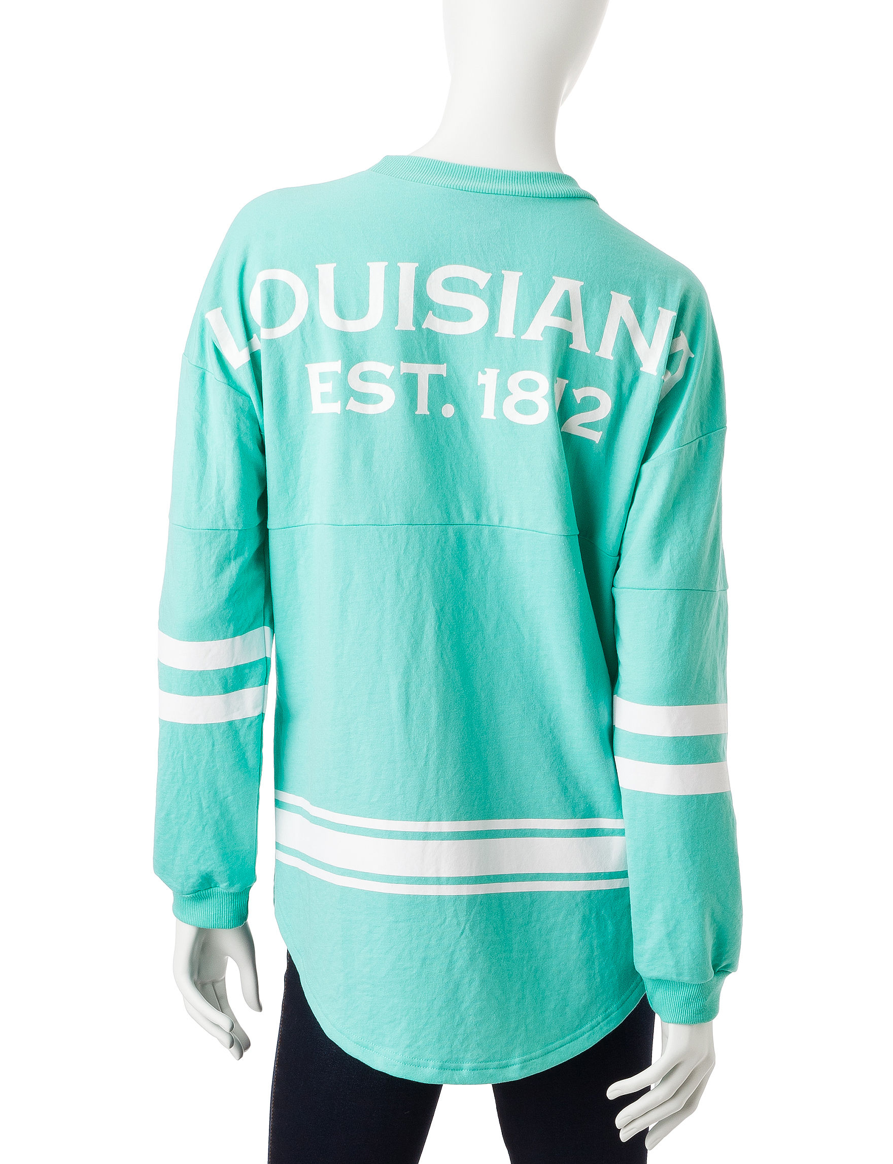 Justify Turquoise