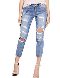 G by Guess Blue Capris & Crops