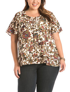Eyeshadow Multi Shirts & Blouses