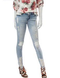 Almost Famous Light Blue Skinny