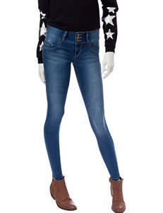 YMI Denim Blue Skinny