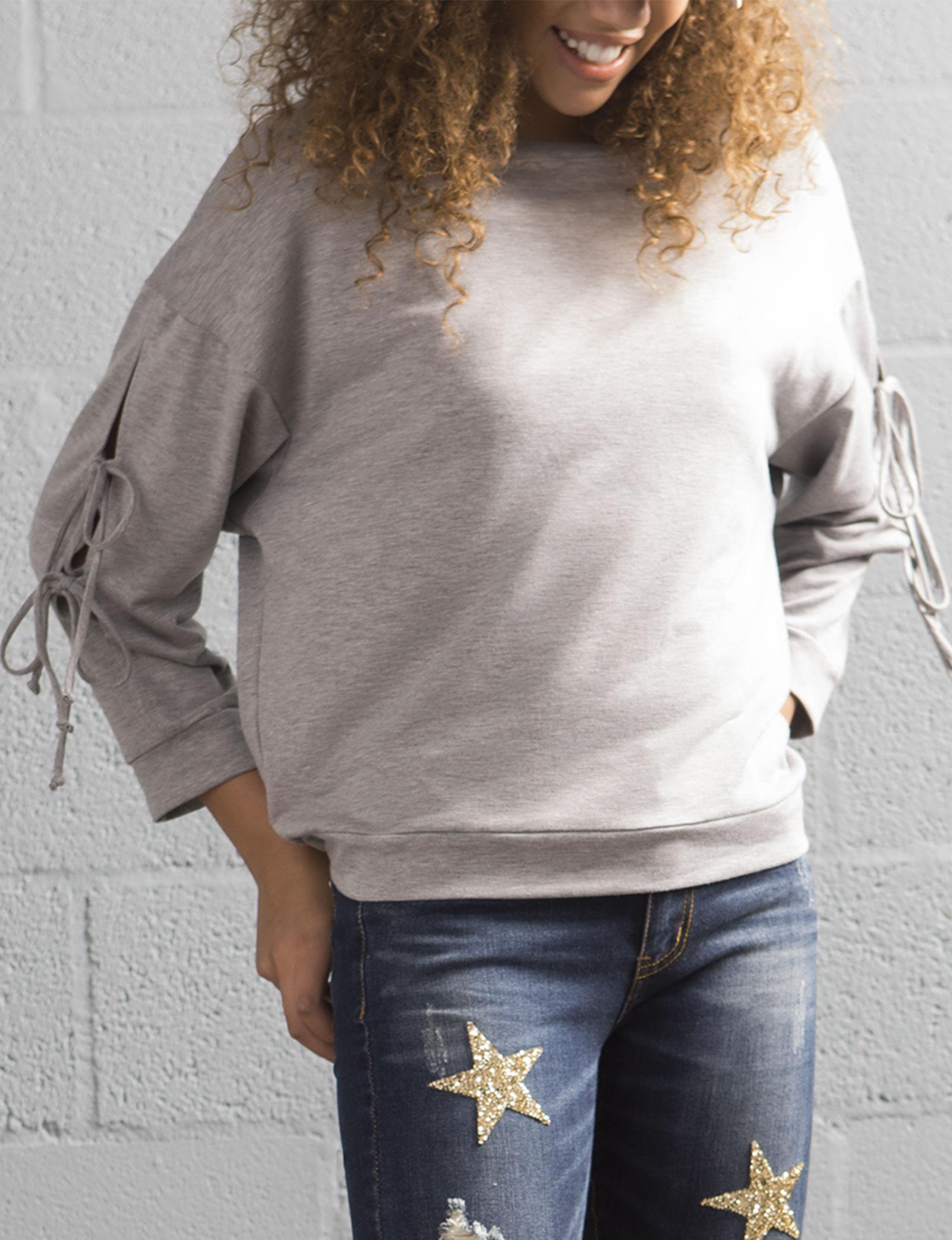 Self Esteem Heather Grey