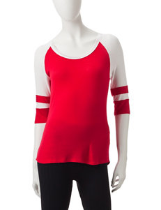 Wishful Park Red Tees & Tanks