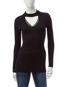 Almost Famous Black Sweaters