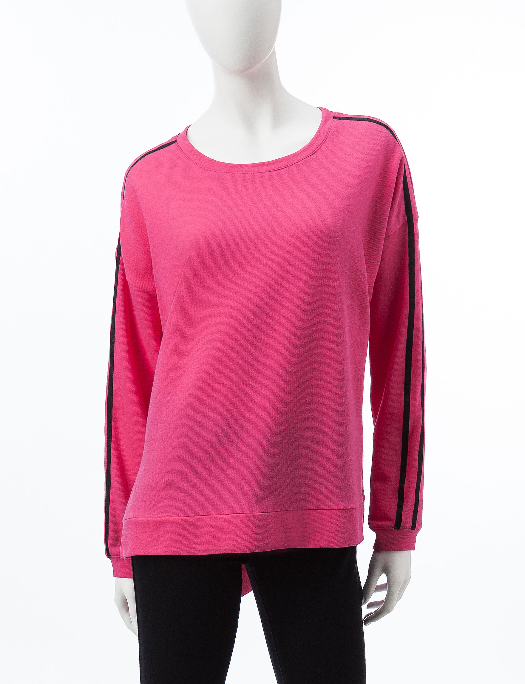 Justify Pink Shirts & Blouses