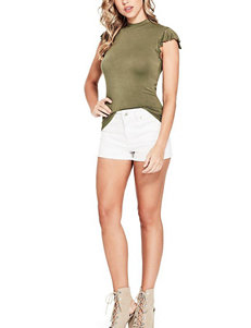 G by Guess Green Shirts & Blouses
