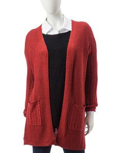 Signature Studio Red Sweaters