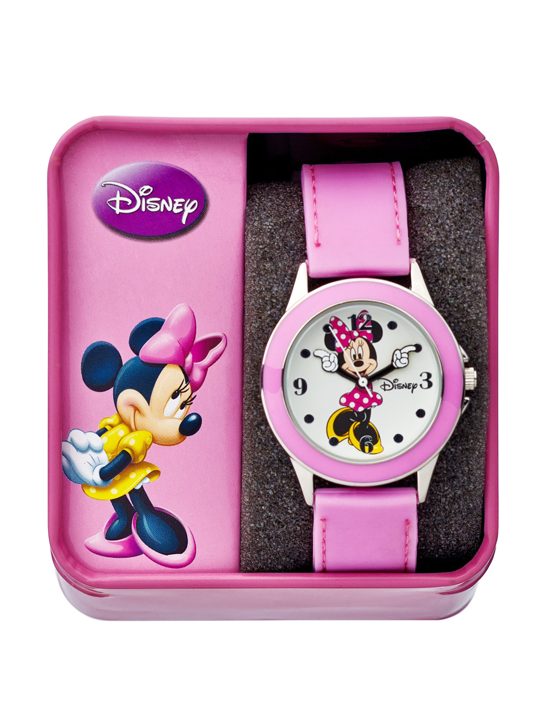 Disney Pink Fashion Watches