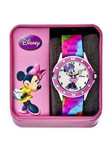 Disney Brown Fashion Watches