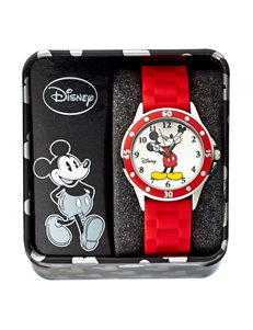 Disney White Fashion Watches