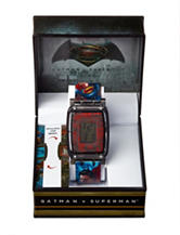 DC Comics Batman V Superman Reversible Watch