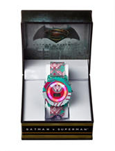 DC Comics Wonder Woman Teal Flash Watch