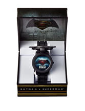 DC Comics Batman V Superman LCD Cover Watch