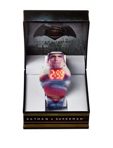 DC Comics Batman V Superman LED Printed Watch