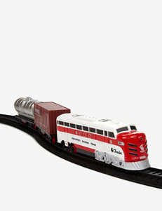 Lights and Sound Train Set