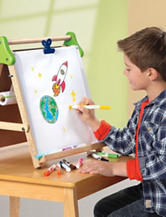 Discovery Kids Tabletop Easel