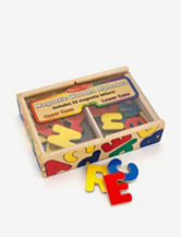 Melissa & Doug 52-pc. Magnetic Wooden Alphabet