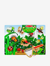 Melissa & Doug Magnetic Wooden Bug-Catching Game