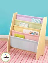 KidKraft® Sling Bookshelf – Pastel