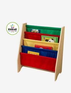 KidKraft Sling Bookshelf – Primary