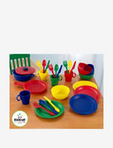 KidKraft® 27-pc. Cookware Playset  – Primary Colors