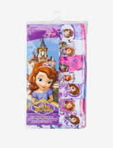 Disney Sofia the First 7-pk. Panties – Toddler Girls