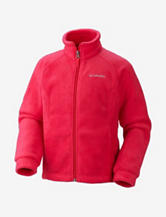 Columbia Benton Springs Red Fleece Jacket – Girls 7-16