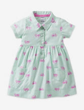 Carter's® Bicycle Print Shirt Dress – Baby 0-9 Mos.