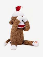 Baby Starters Peek-a-Boo Sock Monkey
