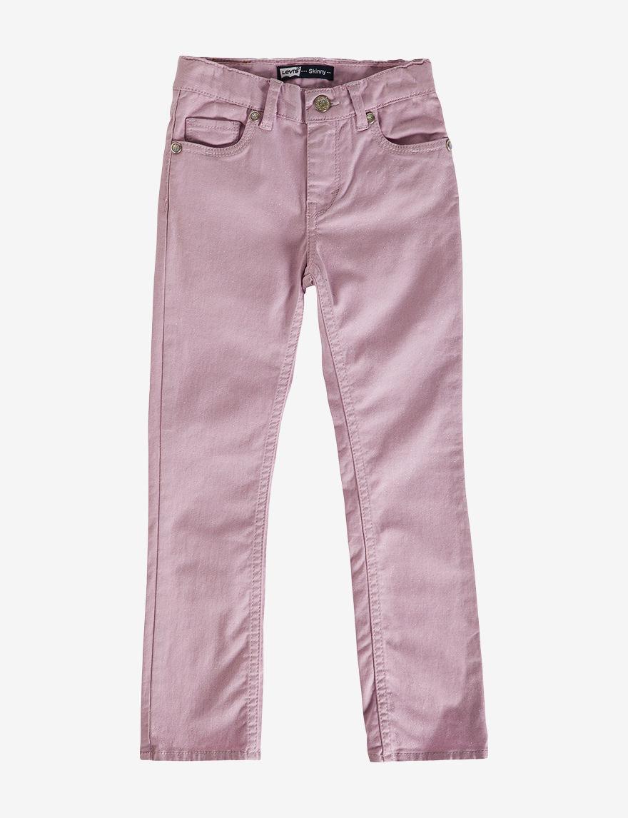 Levi's Pink Skinny