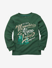 Carter's® Mountain View Lodge Thermal T-shirt – Boys 5-7
